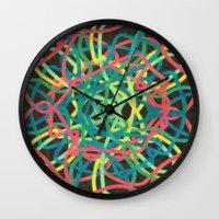 Maneuver Knox Wall Clock