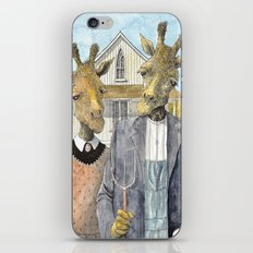 American Giraffic iPhone & iPod Skin