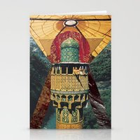 Sunset In Babylon Stationery Cards