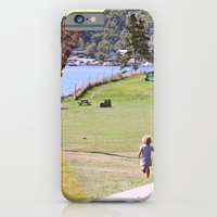 iPhone & iPod Case featuring Frolick by Haley Erin