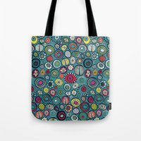 Honolulu hoops blue Tote Bag