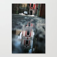 Perspective Canvas Print