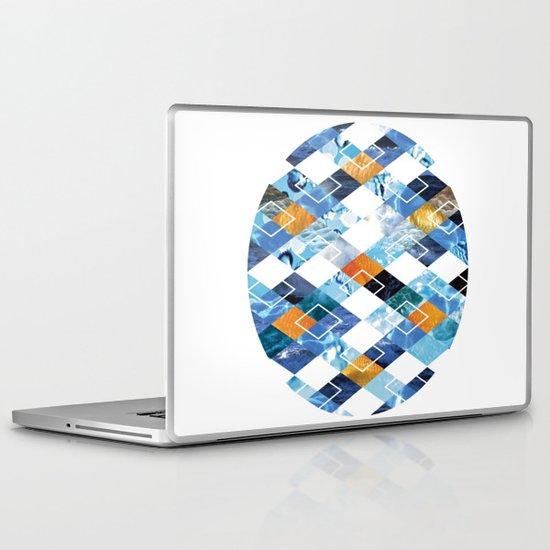 Argyle Aquarium Laptop & iPad Skin