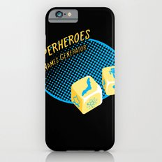 Super-Heroes-Name-Generator Slim Case iPhone 6s
