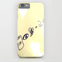 iPhone & iPod Case featuring Can I be Close to You by Clair Jones