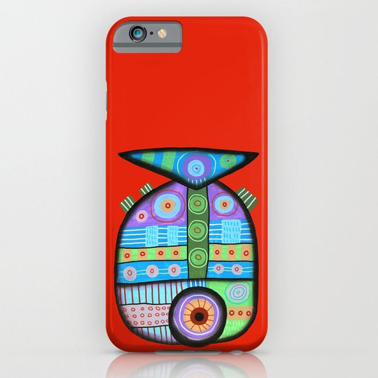 Fish which ate ship iPhone & iPod Case