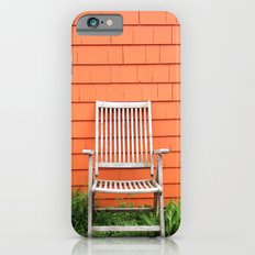 Waiting for a Seat iPhone 6 Slim Case