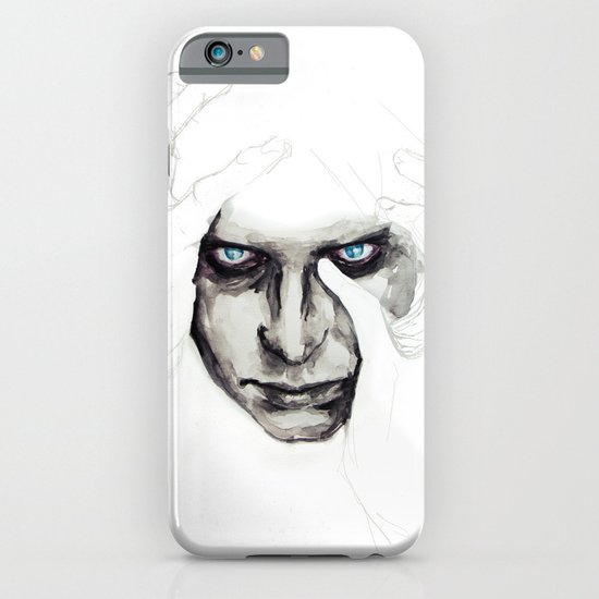 detail insomnia iPhone & iPod Case