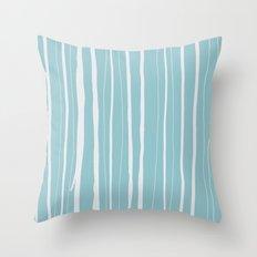 Vertical Living Salt Water Throw Pillow