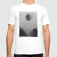 Death From Above Mens Fitted Tee White SMALL