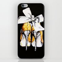 If The Shoe Fits iPhone & iPod Skin