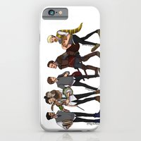 iPhone & iPod Case featuring A Hogwarts AU by Ashley R. Guillory
