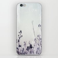 Landscape 1 (cold Tones) iPhone & iPod Skin