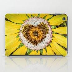 Sunflower of Love iPad Case
