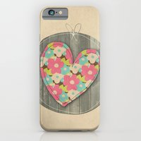 iPhone & iPod Case featuring heart by Berreca