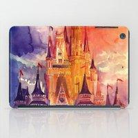 Cinderella Castle iPad Case