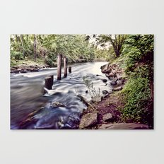 times gone by Canvas Print