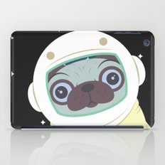 Pug in Space iPad Case