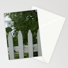 Picket Fence Stationery Cards