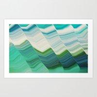 OCEAN FANTA-SEA Art Print