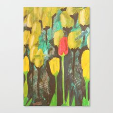 stand out Canvas Print