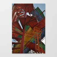 The Best Playground Ever Canvas Print