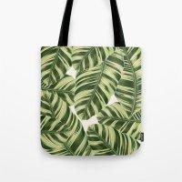 Ornamental Foliage Tote Bag