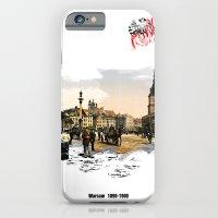 Poland, Warsaw 1890-1900 iPhone 6 Slim Case