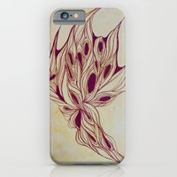 Abstract Flower iPhone 6 Slim Case