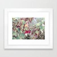 Make Like A Tree And... Framed Art Print