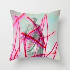 Strike 19 Throw Pillow