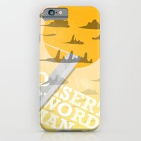 Desert Swordsman iPhone 6 Slim Case