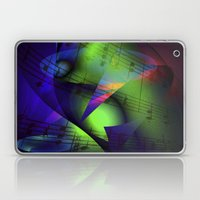 Blues Music Laptop & iPad Skin