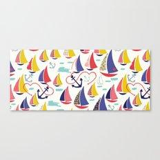 Nautical and Nice! Canvas Print