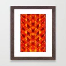 crafty 2 Framed Art Print