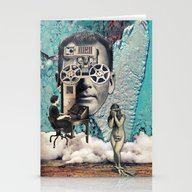Person Of Interest Stationery Cards