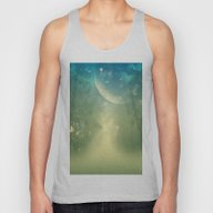 Mystical Forest Unisex Tank Top