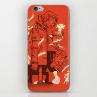 Cross Over iPhone & iPod Skin