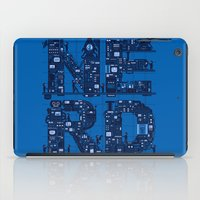 NERD HQ iPad Case