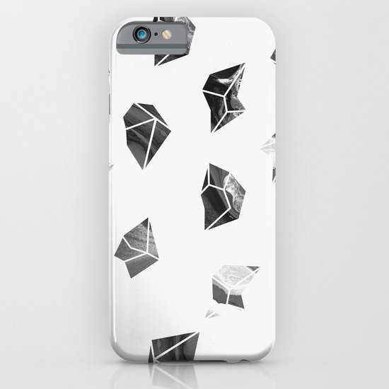 Marble Fragments iPhone & iPod Case