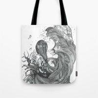 Eatsleepdraw Cover Art -… Tote Bag