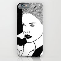 iPhone & iPod Case featuring PRINT No 9 by Matt Willis
