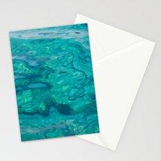 Mediterranean Water Stationery Cards