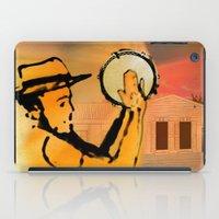 El Plenero iPad Case