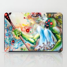Architect of Prehysterical Myth iPad Case