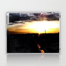 Fire in the sky(1) Laptop & iPad Skin