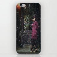 Snowscape II iPhone & iPod Skin