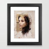 A.J. Framed Art Print