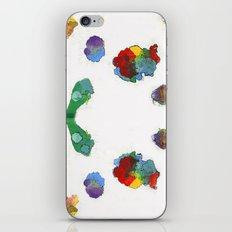Beat Symmetry iPhone & iPod Skin