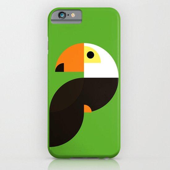 Geometric Toucan iPhone & iPod Case